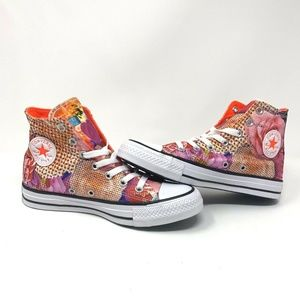 Converse Chuck Taylor All Star Digital Floral